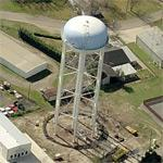 """St. John the Baptist Parish"" Water Tower"