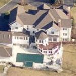 Latrell Sprewell's House (Birds Eye)