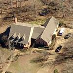 Ted DiBiase's house (Birds Eye)
