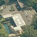 Aaron Seltzer's House (former) (Birds Eye)