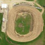 Coles County Speedway (Birds Eye)