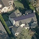 Ari Emanuel's house (Birds Eye)