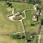 Henry Kravis' estate (Birds Eye)
