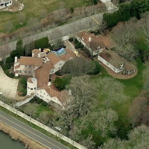 George Soros' house (Bing Maps)
