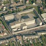 Amiens Prison (Birds Eye)