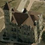 Grundy County Courthouse (Birds Eye)