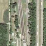 I-57 Drag Strip (Bing Maps)