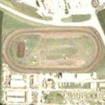 Knox County Fairgrounds race track (Bing Maps)