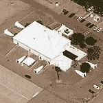 Alert Facility at Davis-Monthan AFB (Birds Eye)