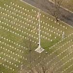 Baltimore National Cemetery (Birds Eye)