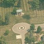 Camp Butler National Cemetery (Birds Eye)