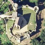 Chevreuse castle (Bing Maps)