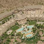 Phoenician Resort (Birds Eye)