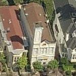 Jerry Brown's House (former) (Birds Eye)