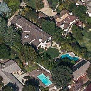 Chester Bennington's House (Former) (Birds Eye)