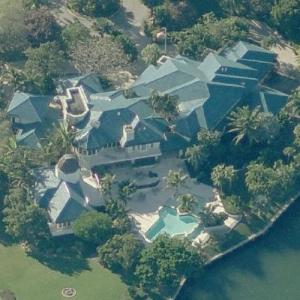 Tom Bales' House (Birds Eye)