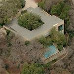 Robert Bass' house (Birds Eye)