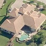 Ray Lankford's House