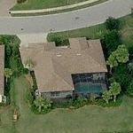 Hal McRae's House (Birds Eye)