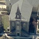 Babe Ruth Wedding Site - St. Paul the Apostle (Birds Eye)
