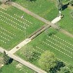 Togus National Cemetery (Birds Eye)