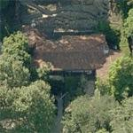 Nicole Richie & Joel Madden's house (former) (Birds Eye)