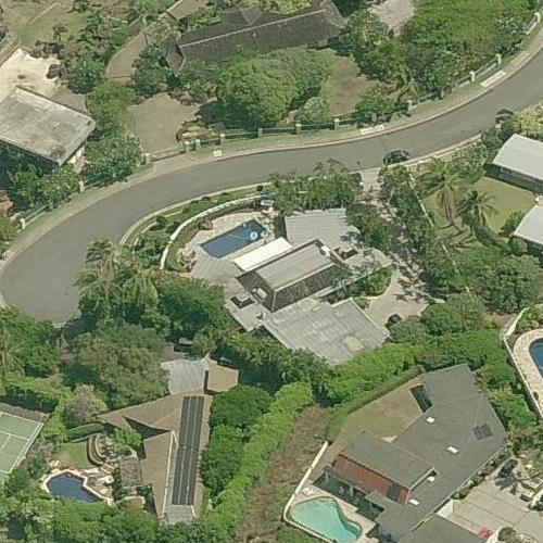 Dog The Bounty Hunter 39 S House In Honolulu Hi Bing Maps