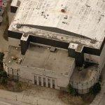 Buffalo Memorial Auditorium (Birds Eye)
