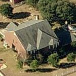 Summer Glau's House (Birds Eye)