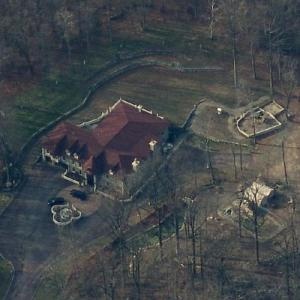 Teresa Giudice's House (Birds Eye)