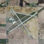 Richmond Municipal Airport (Bing Maps)