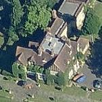 Ashley and Cheryl Cole's House (Birds Eye)