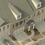 Kim Zolciak's Townhome (Birds Eye)
