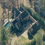 Bob and Sheree Whitfield's House (Former) (Birds Eye)