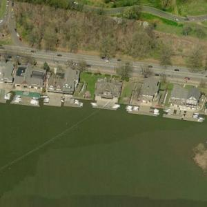 Boathouse Row (Bing Maps)