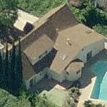 Lee Meriwether's House (Birds Eye)