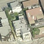 Barry Manilow's house (former) (Birds Eye)
