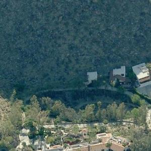 Barry Manilow's House (Bing Maps)