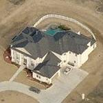 Tamela Mann's House (Birds Eye)