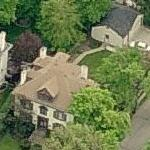 L. C. Greenwood's House (Birds Eye)
