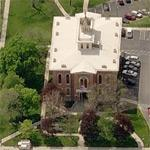 Delaware County Courthouse (Birds Eye)