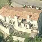 Lucy Hale's House (Birds Eye)