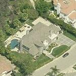 Curtis Conway & Laila Ali's House (Birds Eye)