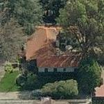 Buster Keaton's house (former) (Birds Eye)