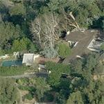 Greta Garbo's house (former) (Birds Eye)