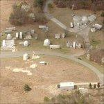 Goddard Geophysical and Astronomical Observatory (Birds Eye)