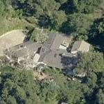 Selena Gomez's House (Birds Eye)
