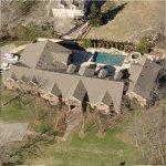 Steve McNair's House (former) (Birds Eye)