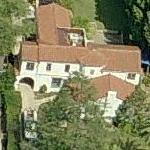 'Beverly Hills, 90210' Walsh House (Birds Eye)