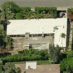 Alan Ladd & Sue Carol's house (former) (Birds Eye)